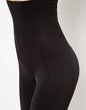 Image 3 ofMaidenform Shiny Control It! High Waist Thigh Slimmer