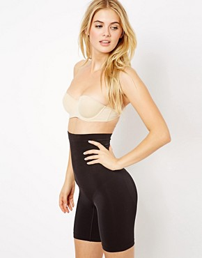 Image 4 ofMaidenform Shiny Control It! High Waist Thigh Slimmer