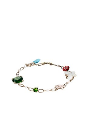 Image 1 ofLes Nereides Butterfly Bracelet