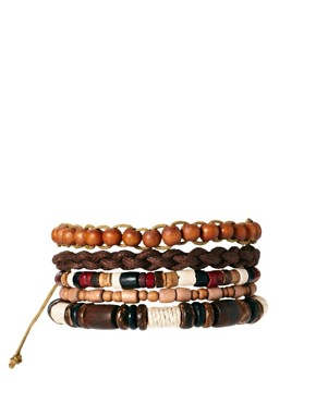 Image 2 ofRiver Island Beaded Bracelet