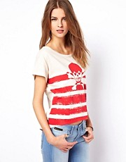 Vivienne Westwood Anglomania For Lee Skull T-Shirt
