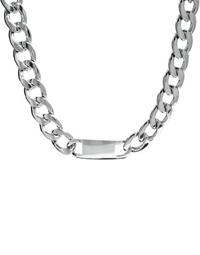 Image 2 of ASOS Jumbo ID Necklace