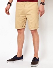 Suit Chino Shorts