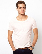 ASOS - T-shirt con scollo rotondo