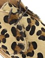 Image 2 ofMark McNairy Leopard Print Desert Boots