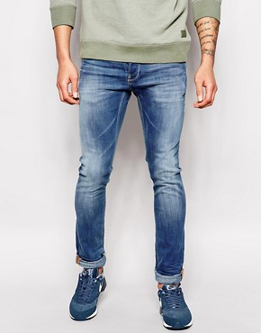 Blend Jeans Cirrus Skinny Fit Light Wash