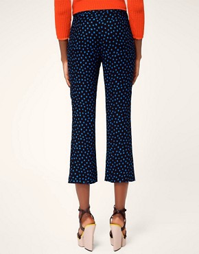 Image 2 ofMSGM Polka Dot Print Trouser