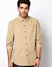 Levis Shirt Classic Long Sleeve Fine Cord