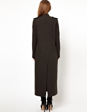 Image 2 ofKore by Sophia Kokosalaki Recycled Wool Trench