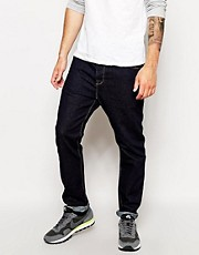 ASOS Indigo Tapered Jean