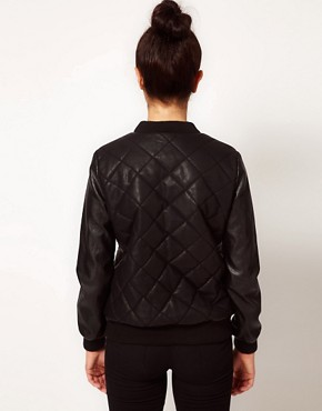Image 2 ofRiver Island Snake Bomber