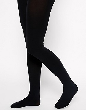 Image 1 ofFalke Opaque Pure Matt 100 Denier Tights