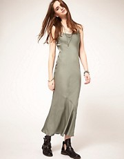 ASOS Maxi Dress with Racer Back