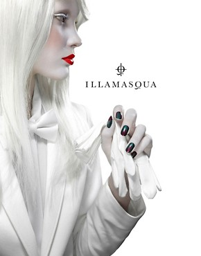 Image 4 ofIllamasqua Limited Edition Nail Polish Duo - Throb &amp; Spartan SAVE 26%