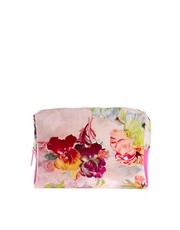 Ted Baker Treasured Orchid Wash Bag