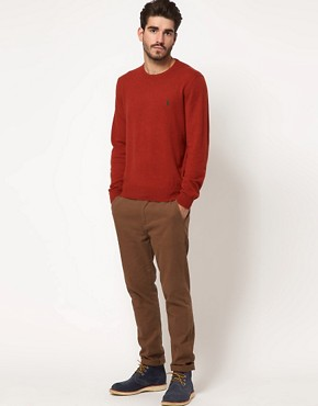 Image 4 ofPolo Ralph Lauren Jumper In Wool Crew Neck