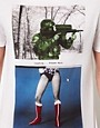 Image 3 ofAntony Morato T-Shirt with Wonderwoman Print