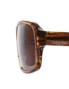 Image 4 ofCalvin Klein Sporty Style Sunglasses