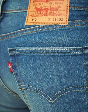 Image 4 ofLevis Jeans 510 Skinny