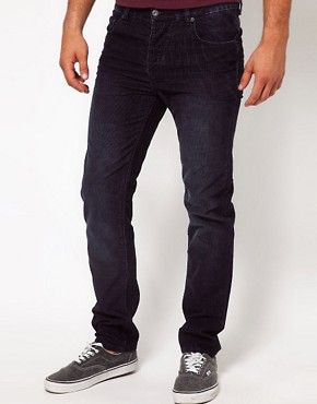 Image 1 ofASOS Slim Cord Chino