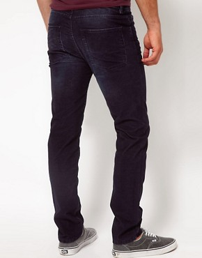 Image 2 ofASOS Slim Cord Chino