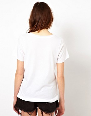 Image 2 ofZoe Karssen Madame T-Shirt