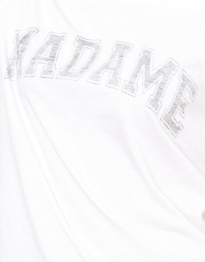 Image 3 ofZoe Karssen Madame T-Shirt
