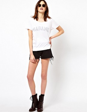 Image 4 ofZoe Karssen Madame T-Shirt