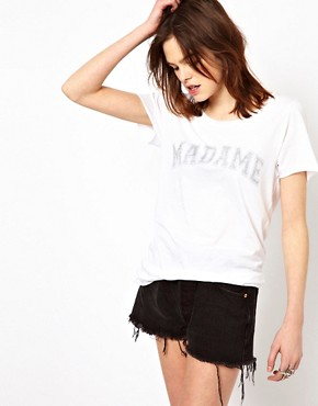 Image 1 ofZoe Karssen Madame T-Shirt