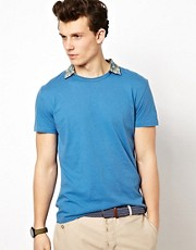 Antony Morato T-Shirt with Detachable Collar