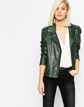 Selected Alice Leather Jacket