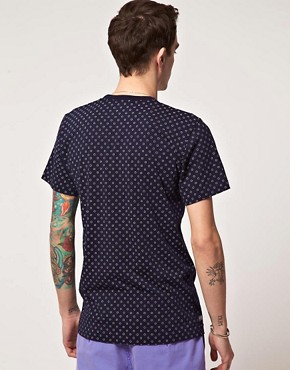 Image 2 ofAMH Reverse Polka Dot T-Shirt