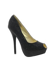 Sugarfree Malina Heeled Shoe