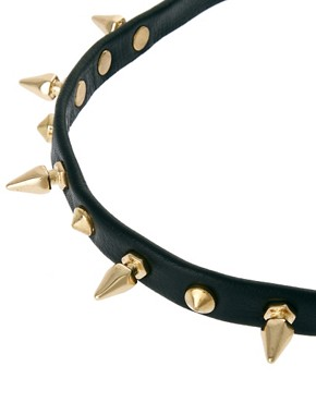 Image 3 ofASOS Spiked Headband