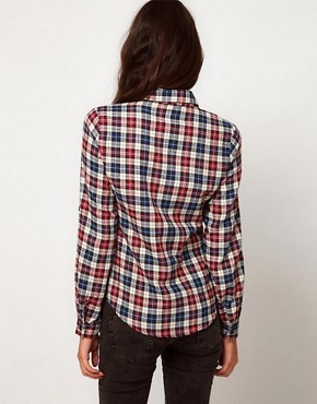 Image 2 ofGlamorous Checked Western Shirt