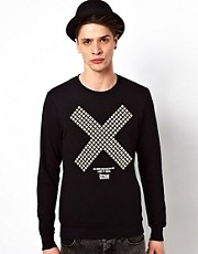 Izzue Sweatshirt With Studs