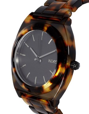 Image 3 ofNixon Tortoiseshell Acetate Watch