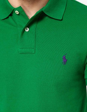Image 3 ofPolo Ralph Lauren Polo Shirt Slim Fit