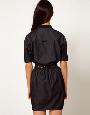 Image 2 ofAntipodium Balls Pond Shirt Dress