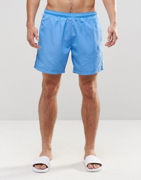 Hugo Boss Seabream Swim Short In Blue