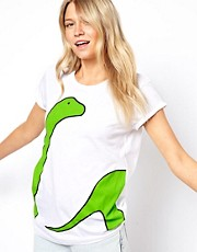 ASOS T-Shirt with Dino Print