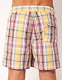 Image 2 ofPolo Ralph Lauren Check Reversable Swim Shorts