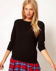 ASOS &ndash; Pullover mit Tasche