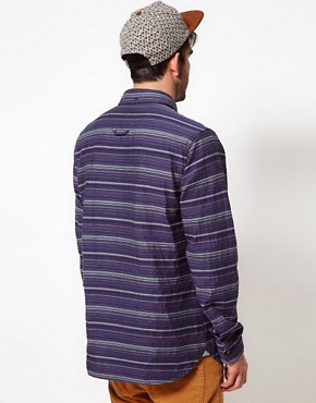 Image 2 ofPenfield Shirt with Horizontal Stripe