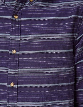 Image 3 ofPenfield Shirt with Horizontal Stripe