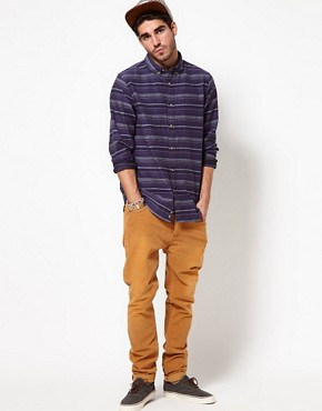 Image 4 ofPenfield Shirt with Horizontal Stripe