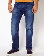 Levis Line 8 Jeans 504 Regular Fit Marcuse Wash