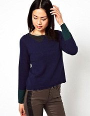 Vero Moda Colourblock Jumper