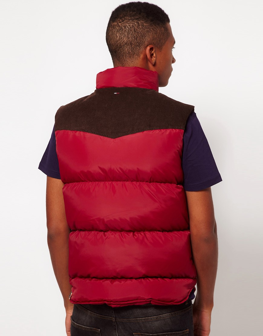 Image 2 of Hilfiger Denim Gilet