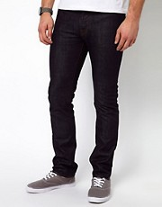 Paul Smith Jeans Drainpipe Jeans in Rinse Denim